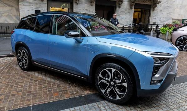 Первый китайский серийный электромобиль NIO отключился прямо посреди дороги после внезапного обновления софта