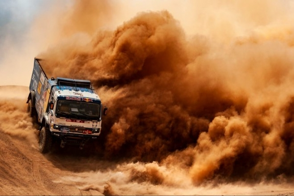 Лучшие фото завершившегося ралли «Дакар-2019»